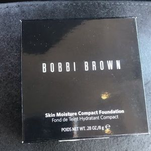 BOBBI BROWN skin moisture compact foundation